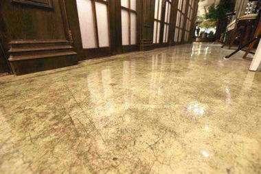 天津复古地坪漆公司