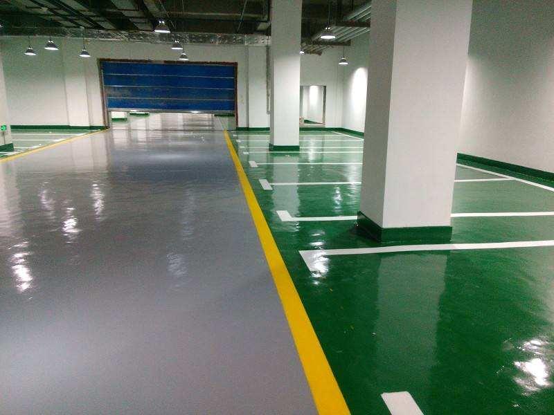 耐磨地坪漆技术指标