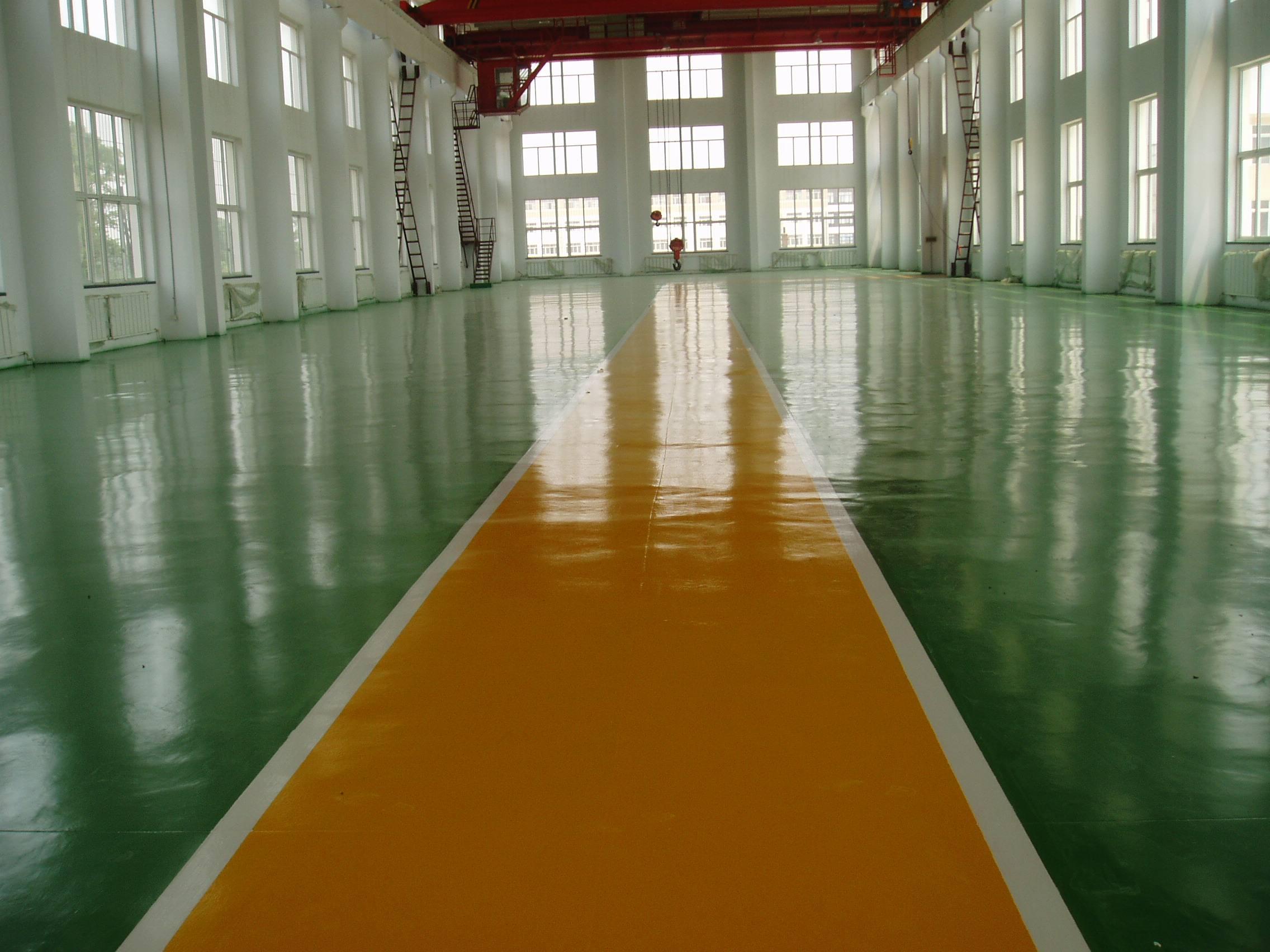 针对地坪起砂,北京地坪漆厂家的三种解决方案