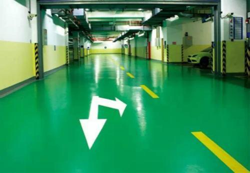 北京地坪漆厂家教你如何防止环氧地坪变色