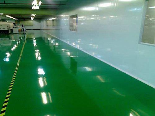 防静电地坪漆施工后需要做哪些保养措施