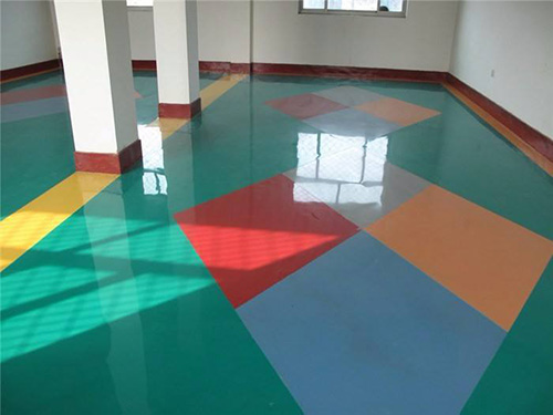 北京环氧地坪漆公司浅谈地坪漆的主要成分