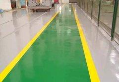北京环氧地坪漆漆膜过厚有哪些影响?