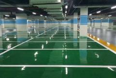 北京环氧地坪漆施工为什么极少在室外看到